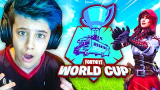 How I won $58,000 and QUALIFIED for the Fortnite World Cup! ($30 Million Dollars)
