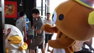 Hatsune Miku's 6th Birthday Gathering Party Video at Kuantan, Pahang, Malaysia.