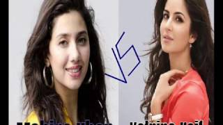 Pakistani Actress Vs Indian Actress