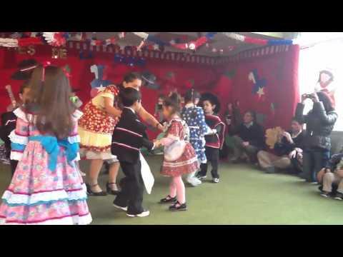 Camila fiestas patrias 2012 video 1