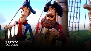 THE PIRATES! BAND OF MISFITS (3D) - On April 27th, Join The Crew!