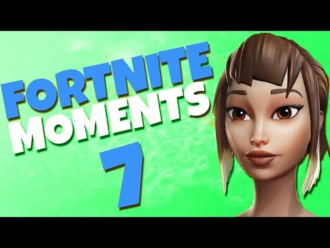 Fortnite Daily Funny and WTF Moments Ep. 7