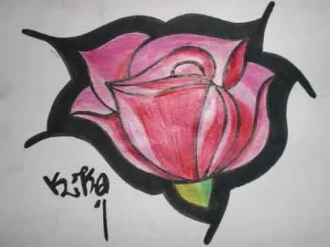 Dibujos bocetos caricaturas y grafitis