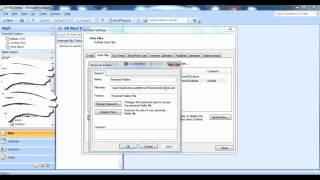 How to take backup Outlook in windows 7