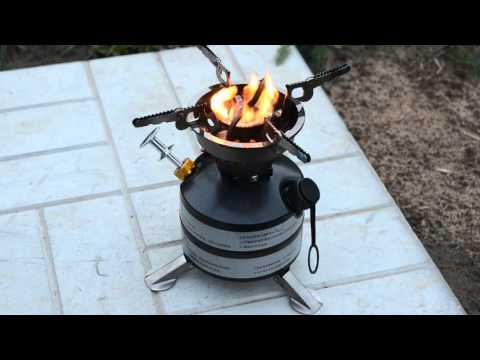 Бензиновая горелка BRS-12a