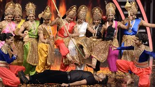 D3 D 4 Dance | Ep 18 - 9 Goddess in their full grace I Mazhavil Manorama