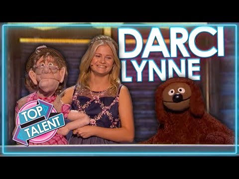 Darci Lynne on AGT Champions All Performances Top Talent