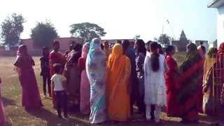 Raj in Moscow (Jamui, Bihar) in my village Mandir of Parsa in GHARVAS