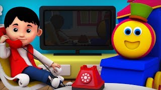 General Sight Words   Learning Street With Bob The Train   Educational Videos For Babies by Kids Tv