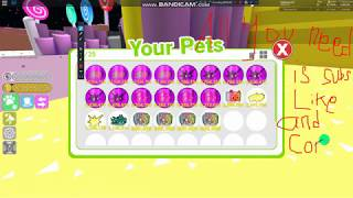 She Give Me So Much Dark Matter Pets!! + Giveaway Dark Matter Pets| Roblox Pet Simulator