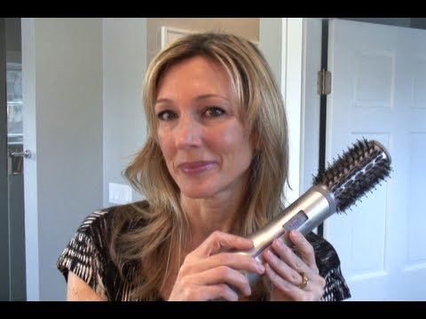 Want Shiny, Volumized, Frizz-Free Hair? ~ John Freida Salon Shape Review & Demo