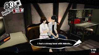 Persona 5 - English Version - Makoto Niijima Romance (Rank 9 & 10)