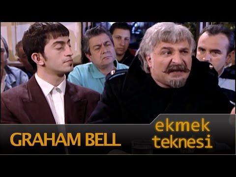 Ekmek Teknesi Bölüm 67 Heredot Cevdet Graham Bell