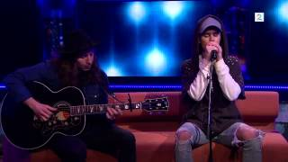 Justin Bieber - What Do You Mean Acoustic live on Senkveld, Norway