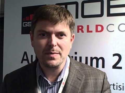 Xxx Mp4 GetJar CEO Ilja Laurs At MWC 2011 3gp Sex