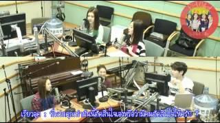 [THAI SUB] 140821 Red Velvet @ Kiss Radio 1/5