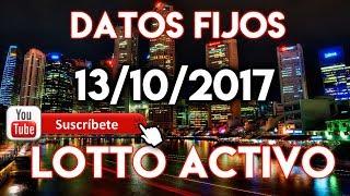 Datos Seguros Animalitos PARA GANAR 13/10/2017 + truco y acertijo!