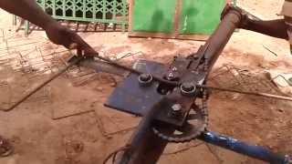 african bending machine