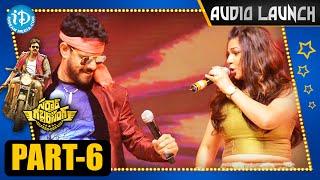 Sardaar Gabbar Singh Audio Launch Part 6 - Pawan Kalyan    Kajal Aggarwal    DSP