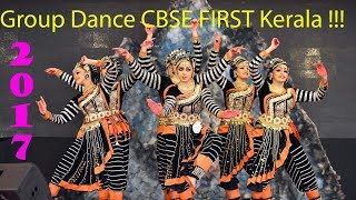 Group Dance First CBSE Kerala 2017 Sabu George  Jobznsabz dance academy Calicut