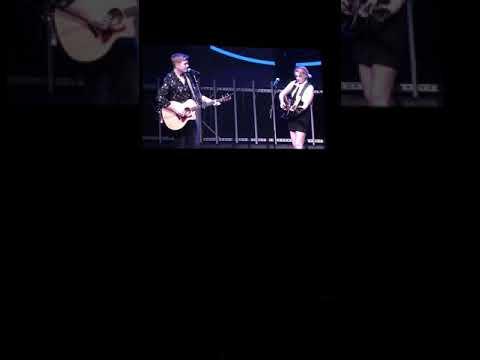 Maddie Poppe & Caleb Lee Hutchinson sing 'You've Got A Friend'- American Idol Live!