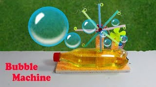 Bubble Machine || How to Make Bubble Machine at Home