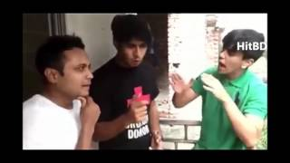 ICC রে ব্যঙ্গ করে সালমান, মিশু এবং তৌসিফের ট্রোল ভিডিও ( salman nuktadir new video on cricket )