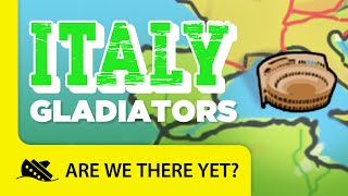 Italy: Gladiators - Travel Kids in EUROPE