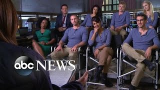 Behind the Scenes Look at 'Quantico'