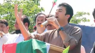 murad saeed best speech in swat kabal pti jalsa