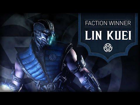 Mortal Kombat X - Story Mode All Character Deaths || LIN KUEL - Part 8