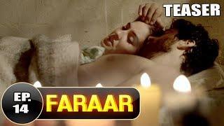 Faraar Episode 14 Teaser | Full Episode Tomorrow  5 PM | Hindi Dubbed Full