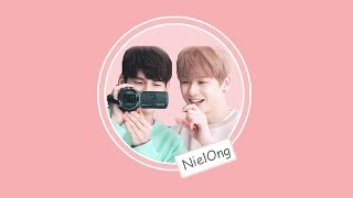 [OPV WANNA ONE] Daniel & SeongWoo : #NielOng #เนียลอง #녤옹 - deoksugung stonewall walkway