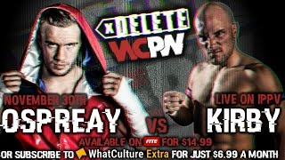 DELETE WCPW Full Card - New Matches Added