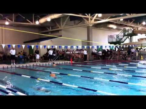 2012 Oregon State Swimming Championships, Boys 10 years old