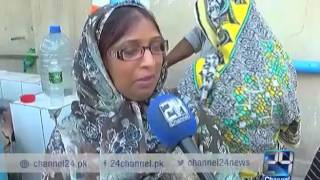 24 Report: In Multan load sheding and water shortage