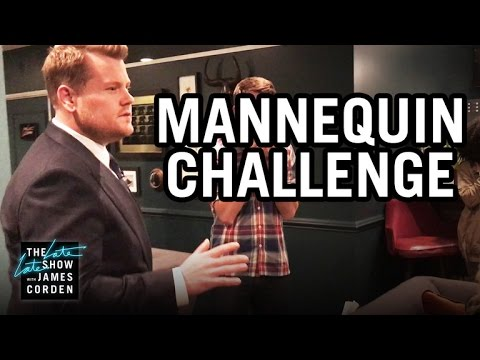 Download Mannequin Challenge: Late Late Show