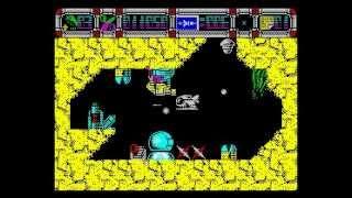Task Force Walkthrough, ZX Spectrum