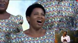 """Buza SDA Choir Wimbo """"Jiandaeni Tuingie Kwenye Mji Ule"""""""