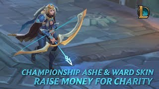 Championship Ashe – Raise Money for Charity
