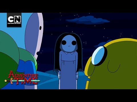 Blank Eyed Girl Situation Adventure Time Cartoon Network