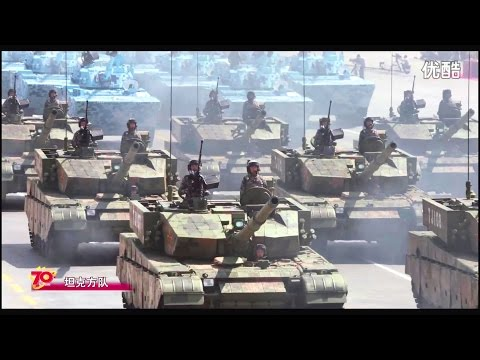 watch China Victory Day Parade 2015 : Full Army & Air Force Military Assets Segment [1080p]