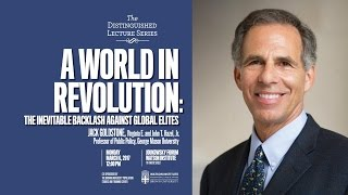 A World in Revolution: The Inevitable Backlash against Global Elites