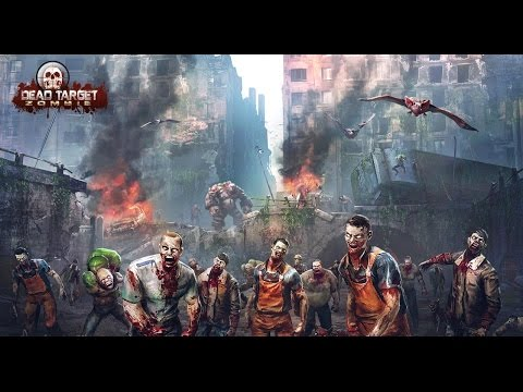 Dead Target : Zombies    GamePlay    Mission 3