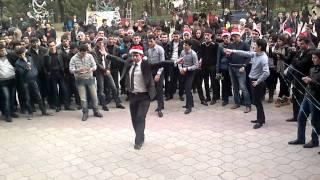 Super Azeri Dance. BDU Yeni il 2012 (Baku, Azerbaijan)