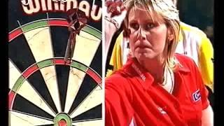 Darts Ladies World Masters 1999 Final Gulliver vs Hoenselaar