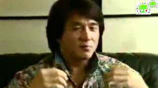 BRUCE LEE Tribute Witness of BOLO Cheung and Jackie Chan بروس لي
