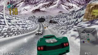 Need For Speed II (PlayStation) Mystic Peaks