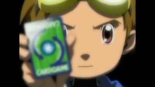 Digimon Tamers English Opening