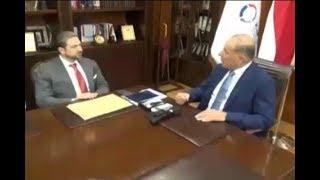كرامي يدعو إلى وضعِ الخلافات السياسية جانباً! - نصر الرز